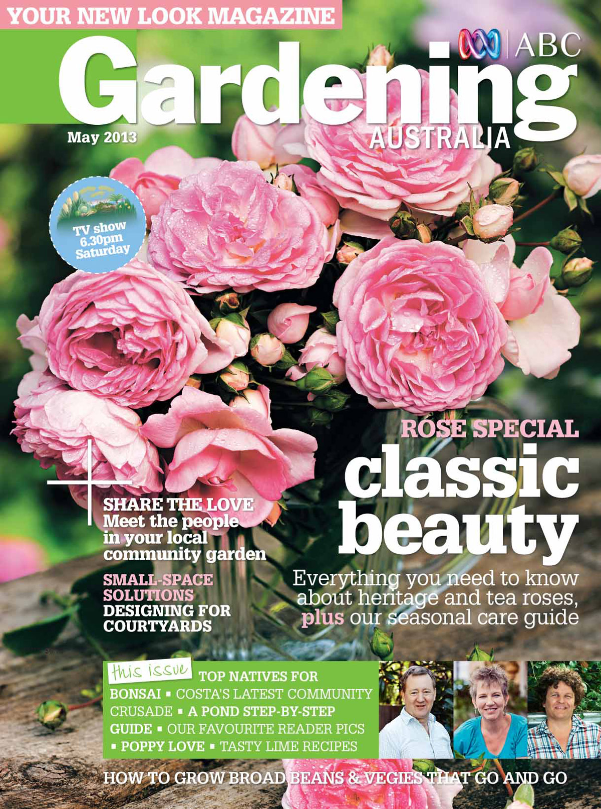 Press madras link for Gardening australia